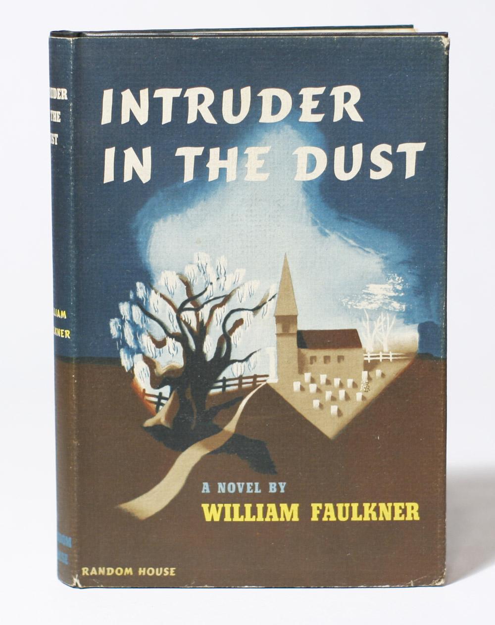 Faulkner-Intruder-Dust-First-Edition1