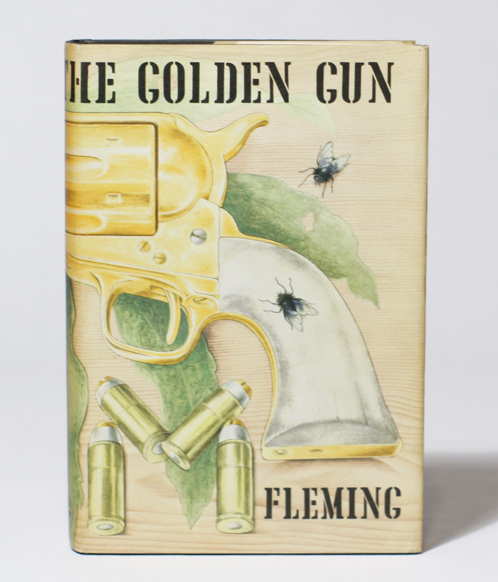 Fleming-Golden-Gun-First-Edition