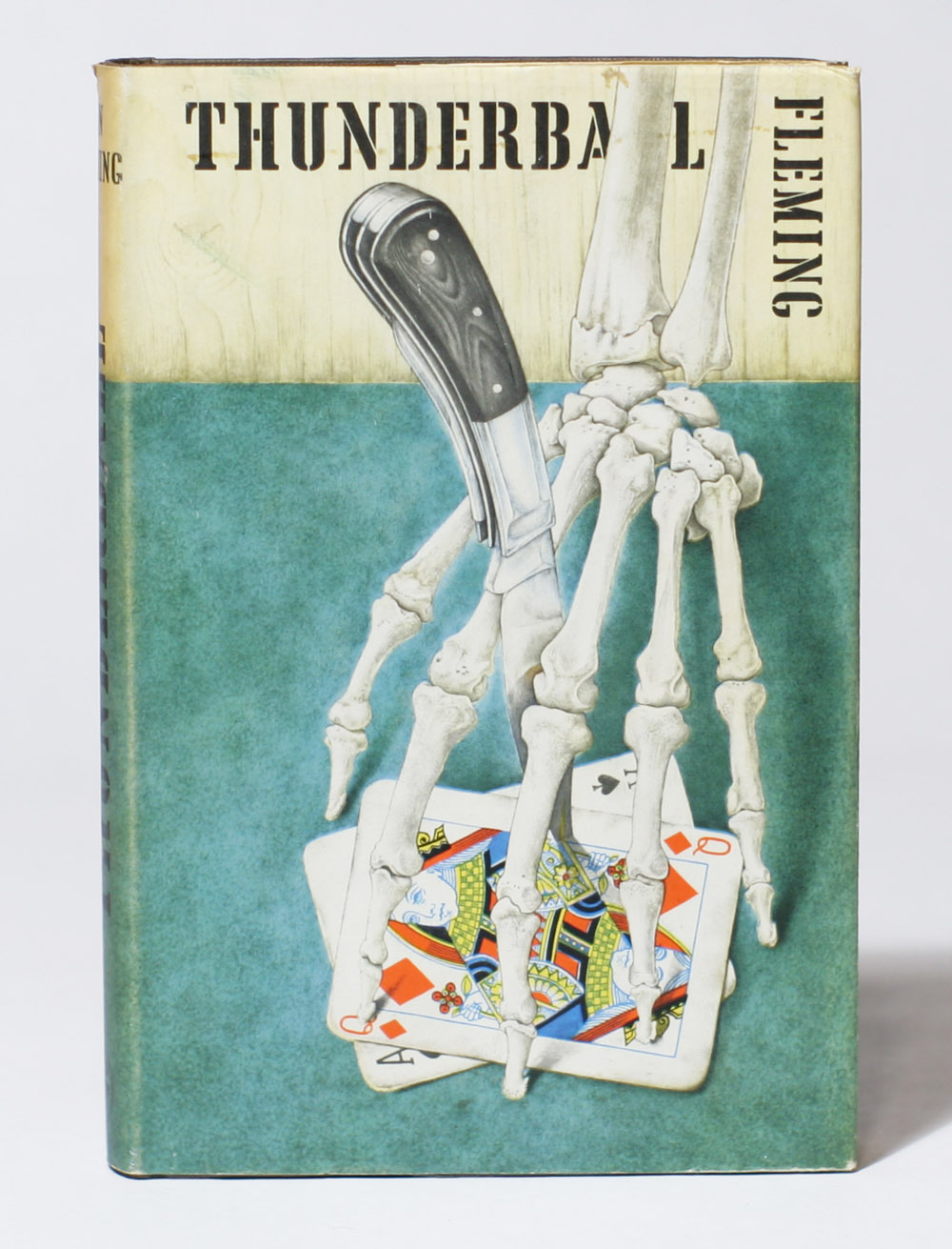 Fleming-Thunderball-First-Edition